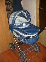 детская коляска Prampol,  производство Польша
