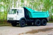 КАМАЗ САМОСВАЛ песок щебень керамзит вывоз мусора