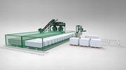 Oборудoвание для производства газобетона,  пенобетона