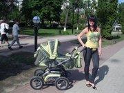 Продам недорого коляску -трансформер.